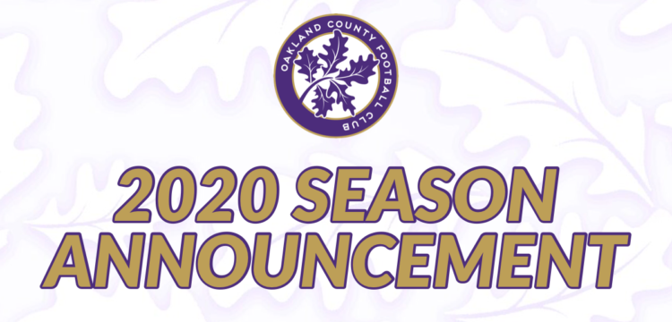 2020 USL League Two Season Announcement